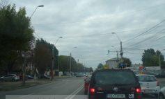 Efectul Unda Verde, la Galați: cînd se face galben la semafor, accelerezi!