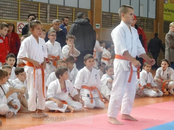 Karate kid 2.0, la Sala Siderurgistul (foto)