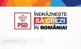 Cineva a făcut mișto de ei și le-a vîndut același slogan celor de la PSD și PNL