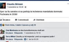 Scandalos! Claudiu Brînzan îl vede primar pe Pucheanu numai pînă în 2036