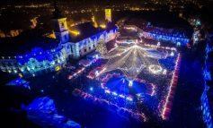 Poze de poveste cu Sibiul împodobit de Crăciun 2016. În Galați se poartă cenușiul