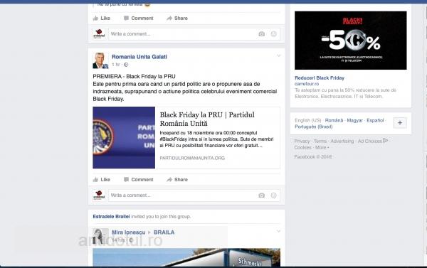 Care e legătura dintre Gheorghe Saghian și Black Friday-ul politic de la PRU