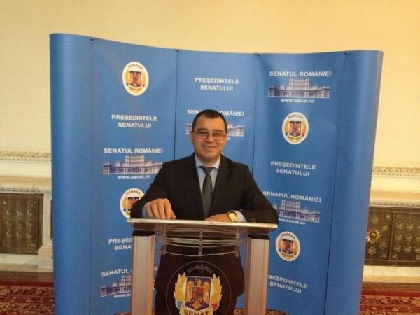 Senatorul de Pechea, Nicolae Marin – traseist, arivist și pesedist – mai vrea un mandat