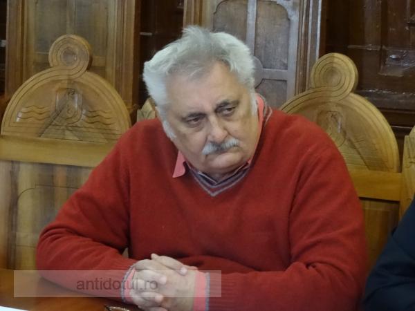 Nicolae Bacalbașa admite că e prea bătrîn pentru a ajunge deputat