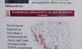 Minciuni PSD. Florin Popa promite că va demara un proiect deja început de Apă Canal