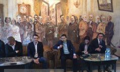 Nicușor Dan a descălecat la Galați ca să-l facă pe Bogdan Rodeanu deputat