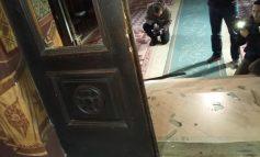 Turism religios pe geamul bisericii: hoții au dat o spargere la Buna Vestire