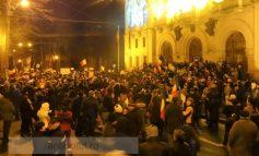 Noua proclamație de la Timișoara. Gălățenii au pentru ce protesta pe mai departe