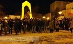 Galați, 9 februarie: cetățenii le-au predat politicienilor încă o lecție deschisă despre democrație, umanitate și solidaritate