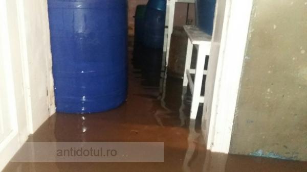 Inundațiile din județul Galați nu au calamitat statisticile oficiale