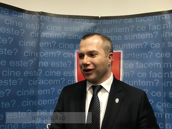 """Pucheanu: """"Picu Roman e un aspect care ține de politica internă a PSD"""" (video)"""