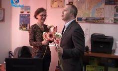 Jenant: Pucheanu a luat TV Galați cu el ca să îl filmeze cînd dă mărțișoare (video)