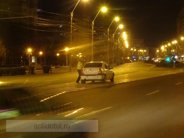 """Polițiștii cu radarul GL 07 UAV, prinși la pîndă la Potcoava, """"noaptea, ca hoții"""" (foto)"""