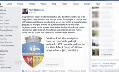 Primarul Pucheanu îi ia la mișto pe consilierii locali și-i convoacă într-o ședință extraordinară prin oficiosul Viața Liberă