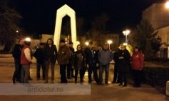 Protest, ziua 38: freza și coloana protestatarilor rezistă