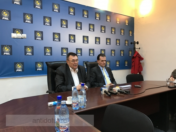 Dacă Ludovic Orban se pregătește de șefia PNL, VP Dobre oare de ce se pregătește?