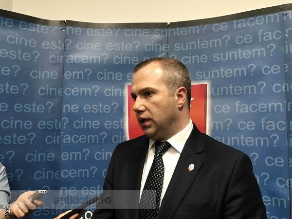 Ce și-a propus primarul Ionuț Pucheanu pentru cei patru ani de mandat