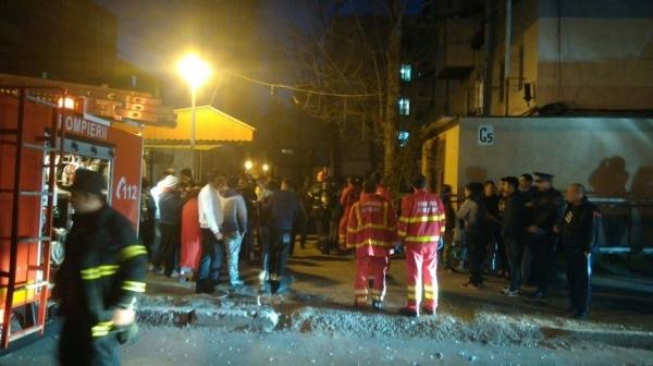 Explozia de la G-uri a fost provocată de o țigară și o butelie defectă