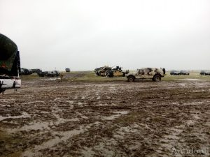 Exercițiu militar Smârdan