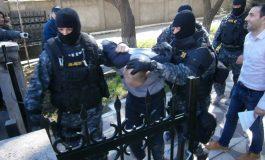 La Galați, ca la Hollywood: un șofer de tir din Belarus, beat mort, a fost prins de polițiști după o urmărire spectaculoasă