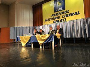 Alegeri PNL Galati