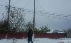 Cu iarna nu te joci: a lăsat Galaţiul fără drumuri, fără curent electric şi, mai nou, fără apă