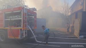 Incendiu Galati