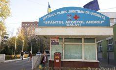Este din nou scandal la Spitalul Județean din Galați. Acum rulează episodul Bunica legată de pat