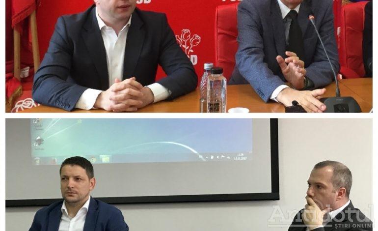 La pariu că Florin Popa (PSD) merge pe urmele lui V.P. Dobre?