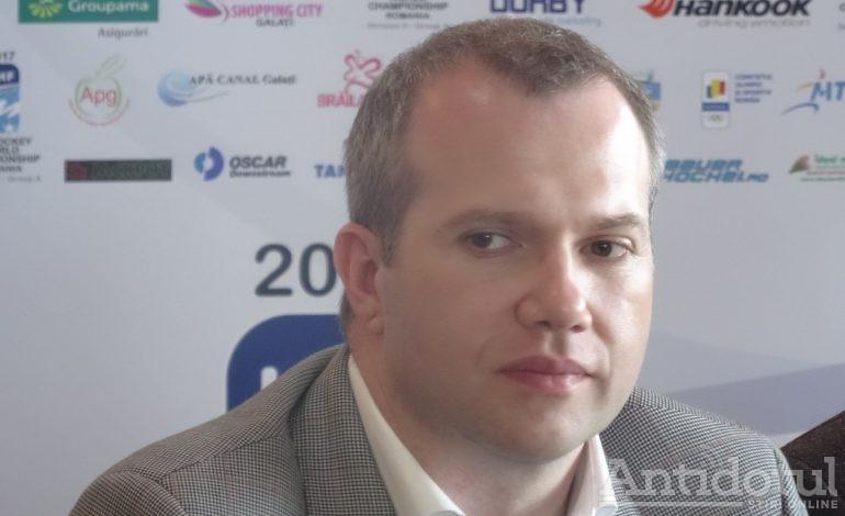 """Primarul Pucheanu, despre viitorul logo: """"Trebuie să faci aia, aia, sub forma asta. Ce ţineţi minte?"""""""