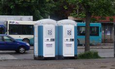 Galațiul are toalete publice noi. Mizeria este însă aceeași (foto)
