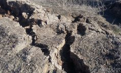Ne fuge pămîntul de sub picioare: faleză Dunării tremură din toate încheieturile iar județul a luat-o la vale