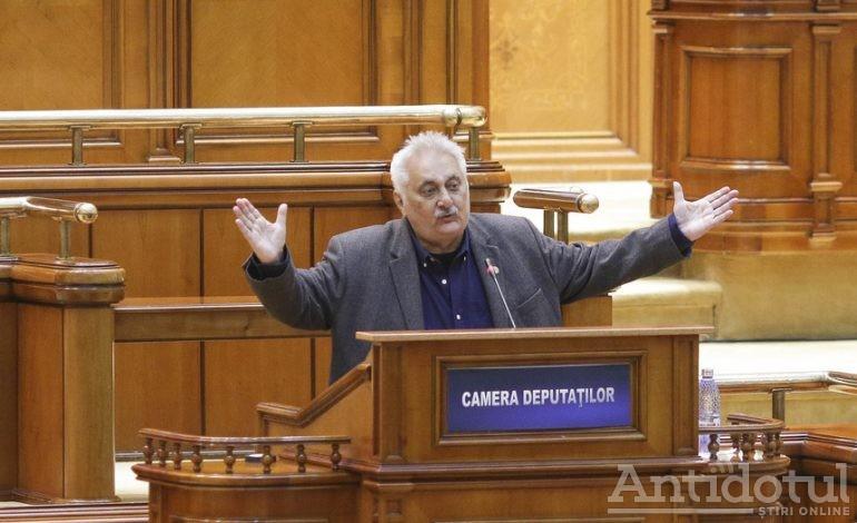 De la un parlamentar de Vaslui am aflat că rozeta deputatului Nicolae Bacalbașa este în siguranță