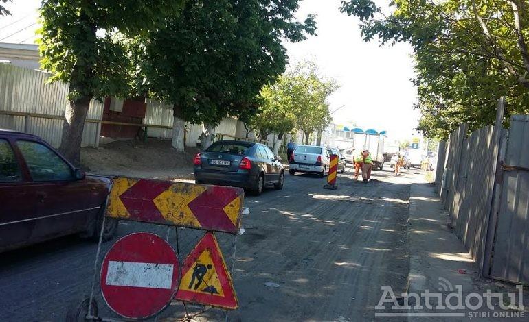 Road to Hell trece pe șoseaua de centură a orașului Galați