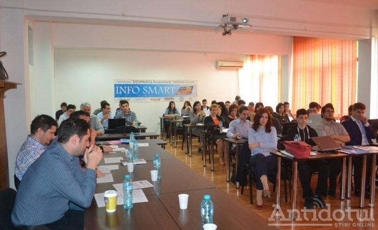 """INFO SMART la Universitatea """"Dunărea de Jos"""""""