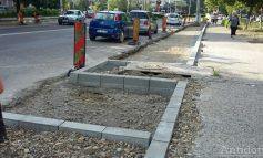 Noua minune a orașului Galați: un loc de parcare făcut de un idiot în care nu încape nici un Smart