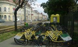 O veste bună pentru bicicliști și pentru cîinii maidanezi: Primăria Galați vrea să implementeze un sistem modern de închiriere a bicicletelor