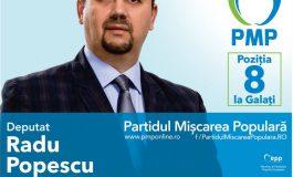 Radu Popescu e dovada vie că Pucheanu și Cristache se pupă RAR dar bine