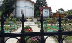 Cel mai nou parc din Galați este încuiat cu lacătul