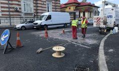 Strîns cu unda verde, Pucheanu promite sancționarea celor care se fac vinovați de spargerea străzii Traian