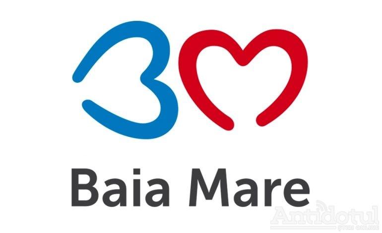 Uite cît de inspirat este logo-ul municipiului Baia Mare prin comparație cu cel al Galațiului (foto)