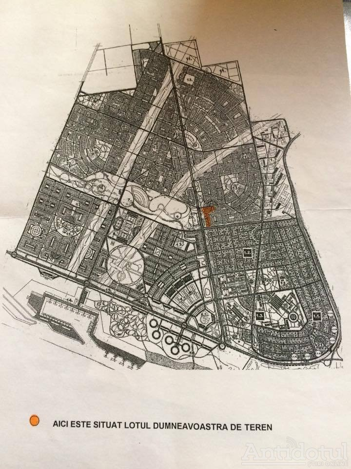 harta dimitrie cantemir