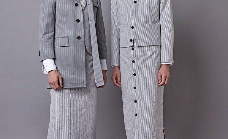 Bărbați în fustă și pe tocuri – trendul în modă pentru primăvara lui 2018 (foto)