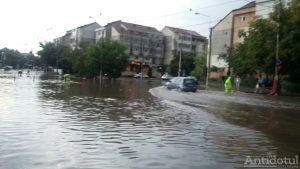Potop la Galați
