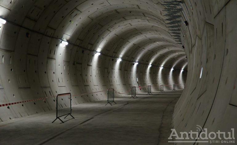 Administrația Pucheanu încearcă să atragă investitori cu tunelul lui Marius Stan (foto)