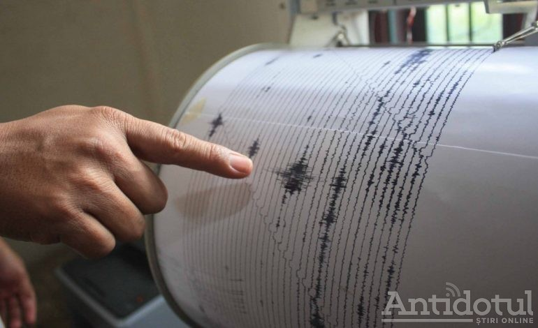 Adevărul despre cutremurul de la Vînători, ce spune Gh. Mărmureanu și de ce s-a auzit o bubuitură în timpul seismului