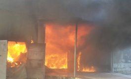 Imperial House a fost salvat iar circulația pe strada Traian s-a reluat deși focul arde fără întrerupere de 16 ore