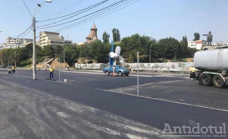 Prima mărgică din mandatul lui Pucheanu e o deschidere de bretea