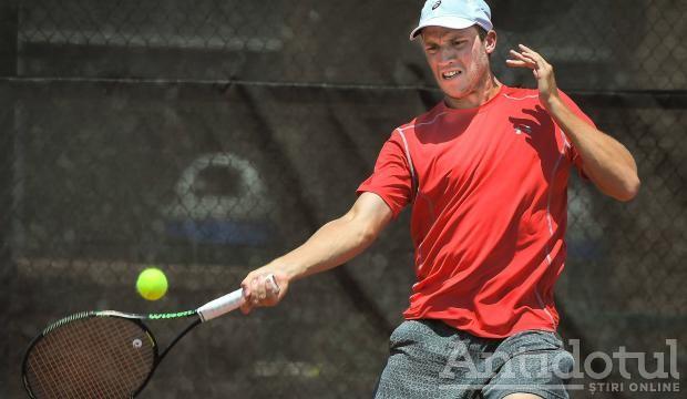 Un parior pasionat de tenis a fost suspendat din competițiile oficiale