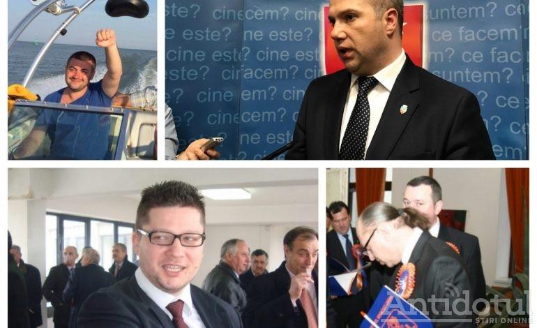Lista lui Bacalum! Ce legătură este între fardarea imaginii lui Pucheanu și încredințările directe din bani publici